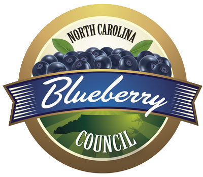 official logo North Carolina Blueberry Council, Inc.