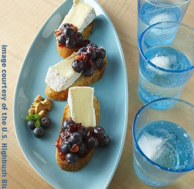 image: Blueberry Cranberry Relish image courtesy of the U.S. Highbush Blueberry Council