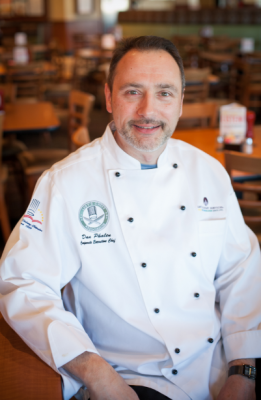image: Chef Dan Phalen, Luby's Corporate Executive Chef