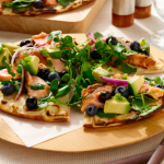 Blueberry Flatbread Recipe