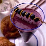 image: Blueberry Fruit Shake